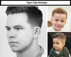 Hair tutorials - boys and girls hairstyles and girl haircuts Little Boy Hairstyles, Old Hairstyles, Girl Haircuts, Unique Hairstyles, Straight Hairstyles, Wedding Hairstyles, Long Crew Cut, Thin Straight Hair, Comb Over Fade