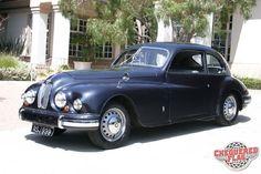 1950 Bristol 401 Coupe