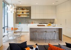 the Buena Vista Residence by  gb | architecture + design