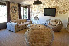 Location d'un mas avec piscine privée, grande maison à louer Vaucluse, vacances de charme en Provence