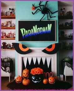 Making an attempt to squeeze as much Halloween in right before this thirty day period is about 😭 Paranorman is just one of my favorites! 🧟♂️🖤 – latest #decorating ideas for halloween, #dy halloween decor, #halloween diy home decor, #halloween ideas decorations   #DecorationHalloween, #DyHalloweenDecor, #FallToHalloweenDecorations, #HalloweenIdeasPretty, #HomeadeHalloweenDecor Halloween Decorations To Make, Halloween Home Decor, Halloween House, Cute Halloween, Halloween Ideas, Pantry Storage Containers, Diy Home Decor, Room Decor, My Favorite Things