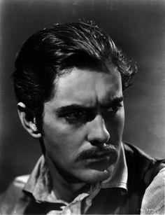Tyrone Power as Jesse James (1939)