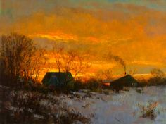 PETER FIORE is an American landscape painter. Обсуждение на LiveInternet - Российский Сервис Онлайн-Дневников