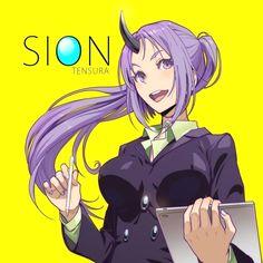 Tensei shitara slime datta ken by Palm Sinon Sao, Kirito, Me Me Me Anime, Anime Guys, Anime People, Anime Expo, Anime Art, Slime, Blue Hair Anime Boy