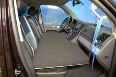 VanEssa Mobilcamping - Camping Ausbau für Deinen Van - T5, T6, Mercedes u.v.m. - VanEssa mobilcamping - Kinderbett für VW T5/T6