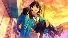 Rei and Ritsu Akatsuki, Anime Boys, Sakuma Rei, Ritsu Sakuma, Yuri, Pirate Halloween, Star Cards, Sunset Wallpaper, Boy Poses