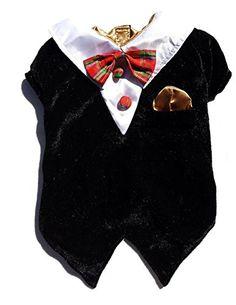 Black Velvet Gold Satin Lined Dog Holiday Tuxedo Medium Velcro Closure Treazure Toys http://www.amazon.com/dp/B015GDCWBU/ref=cm_sw_r_pi_dp_fKshwb1JZW5BF