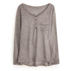 Camiseta Melania gris