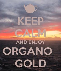 Have you had your OG coffee today? You won't be calm until you do! :)