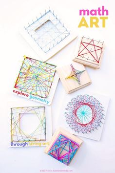 Math Art Idea: Use s