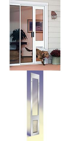 Doors and Flaps 116379: Patio Pacific Endura Flap Thermo Panel Iiie - Sliding Glass Door Dog Door BUY IT NOW ONLY: $439.0