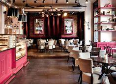 Relooking d'un salon de thé - So Lovely Home