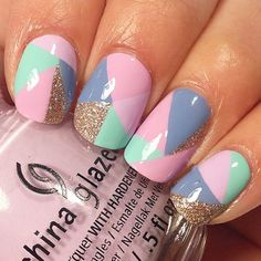 95 Inspirational Pastel Nail Art Color, Pastel Color Nail Art … Pastel Nails, 55 Green Nail Art Designs Nenuno Creative, Nail Art Cool Designs to Do at Home Simple Nails Flower, Nails Summer 2019 – Design Ideas Trendy Colors and Patterns. Nail Art Pastel, Cute Nail Art, Easy Nail Art, Love Nails, Fun Nails, Pretty Nails, Prom Nails, Simple Nail Art Designs, Best Nail Art Designs