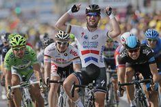 Tour de France: Mark Cavendish wins stage 5; Gerrans keeps lead | The Salt Lake Tribune
