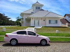 Marina Barcelos: Carros Rosa Mary Kay no Brasil e no Mundo