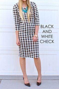Everyday Tee Dress | Spring Styles!