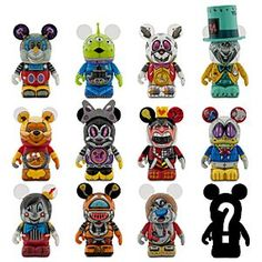 Disney Vinylmation Robots Series 3
