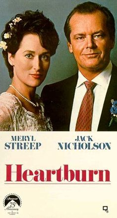 Directed by Mike Nichols. With Meryl Streep, Jack Nicholson, Jeff Daniels, Maureen Stapleton. A food writer pregnant with her second baby finds out her husband is having an affair. Great Films, Good Movies, Maureen Stapleton, Mamie Gummer, Catherine O'hara, Nora Ephron, Carly Simon, Jack Nicholson, Film Music Books