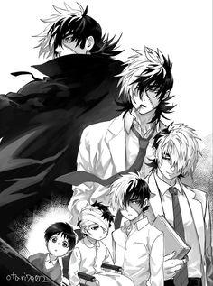 i think i saved this but watever Black Jack Anime, Jack Black, Maya Picture, Pic Pic, Young Black, Art Memes, Kuroo, Aesthetic Anime, Fan Art