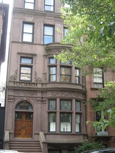 brownstone house | Brownstone House,Brooklyn Heights ,New York NY