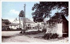 SAINS DU NORD-La Route du Pont de Sains