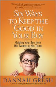 """Read """"Six Ways to Keep the """"Good"""" in Your Boy Guiding Your Son from His Tweens to His Teens"""" by Dannah Gresh available from Rakuten Kobo. When bestselling author Dannah Gresh was body-slammed by her son, she was hit with reality: raising a boy is. Ex Libris, Reading Lists, Book Lists, Reading Time, Reading Books, Free Reading, Dannah Gresh, Good Books, Books To Read"""
