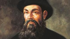 Ferdinand Magellan was an explorer from Portugal and he led Spanish expeditions. The Magellan's Expedition was the first expedition to sail from Atlantic ocean to Pacific ocean. Pacific Ocean, Atlantic Ocean, Fernand De Magellan, Portugal, Fable, East Indies, Marine Biology, His Travel, Ferdinand