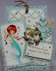 "Cards 2 Cherish: Sugar Nellie's ""Under the Sea"" Sneak Peek - #3"