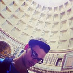 Rome Pantheon Sebastian