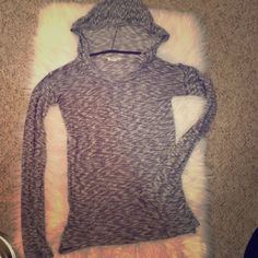 Lightweight knit sweater From Aeropostale lightweight knit sweater with hood! Very comfortable super cute. Great condition size xs would fit xs/s Aeropostale Tops Sweatshirts & Hoodies Lightweight Jacket, Fashion Design, Fashion Tips, Fashion Trends, Hoodies, Sweatshirts, Aeropostale, Super Cute, Turtle Neck