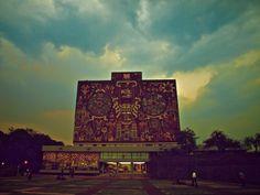 University Mexico DF