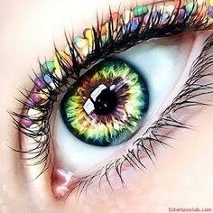 Rain Glitter Eye