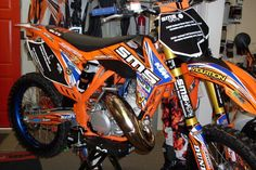I want this Ktm 125sx!