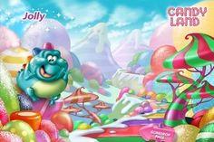 Candy Land Jolly - candy-land Photo