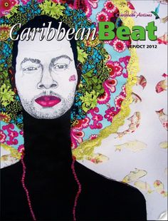 Ebony G. Patterson. Jamaican artistic genius.