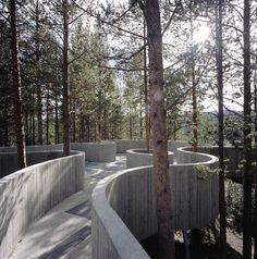 Sohlbergplassen Viewpoint. By Carl-Viggo Holmebakk.