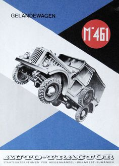 M'461 ARO made in Romania 4x4, Skin So Soft, Old Cars, Romania, Cars And Motorcycles, Motorbikes, Art Sketches, Tractors, Retro
