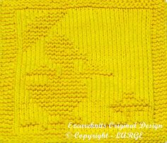 Knitting Cloth Pattern  RAINY DAY CHICK  Instant by ezcareknits, $3.00