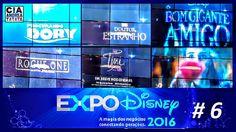 Shows e Filmes Novos - Expo Disney 2016 Cia Andrea Tatata #6