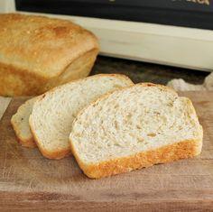quick rise bread sliced