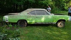 Found 1970 Dodge Super Bee!