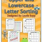 This set includes upper and lowercase letter sorting for all 26 letters. Cute graphics associated with the letter sound are displayed on each page. Upper And Lowercase Letters, 26 Letters, Lowercase A, Lower Case Letters, Preschool Rules, Homeschool Kindergarten, Homeschooling, Alphabet Activities, Reading Activities