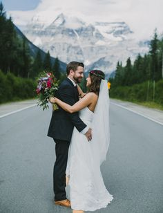 Intimate Mountain Campground Wedding: Kevin + Kathy – Part 1 | Green Wedding Shoes Wedding Blog | Wedding Trends for Stylish + Creative Brides