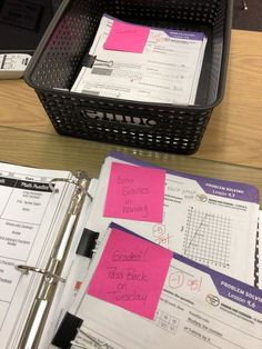 30 Years of Teaching: How Being More Organized Helped Lower My Stress Anytime I find myself feeling disorganized, my stress level rises and . Classroom Organisation, Teacher Organization, Teacher Tools, Classroom Management, Teacher Resources, Organization Ideas, Classroom Ideas, Organized Teacher, Teacher Binder