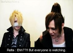 Reita.Kai(The GazettE)