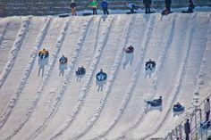 Go snow tubing at Ober Gatlinburg, TN - Family Mini-Vacation