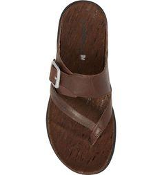 004af440faf8a Main Image - Merrell Around Town Buckle Slide Sandal (Women) Slide Sandals
