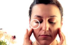 Video: How To Give Yourself A Face Massage