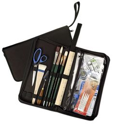 Santa Fe Artist Travel Case  Small size - but quick to grab & go