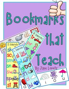This is a FREE product.  Bookmarks for blends, short vowel sounds and diagraphs.